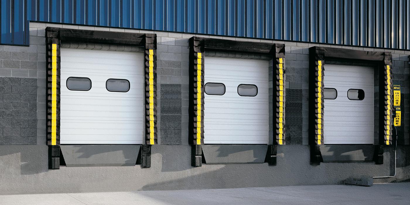 Overhead Door Central Bay Commercial Garage Door